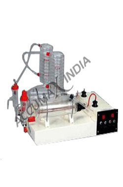 Water Distillation unit Double Unit