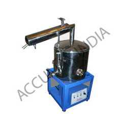 Water Distillation unit Table Floor Model